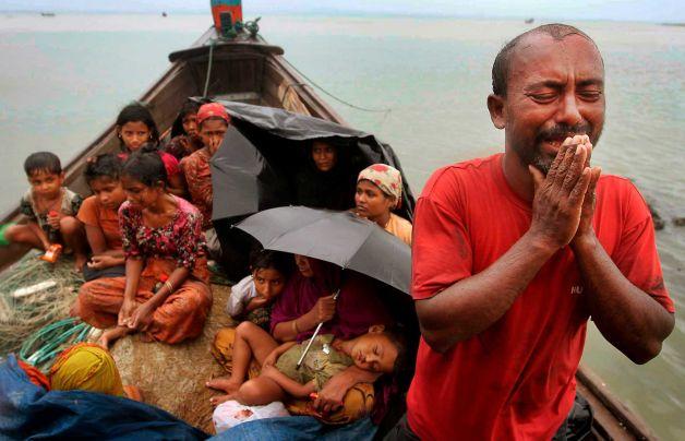 Rohingya: Ada sesiapa nampak mana Najib