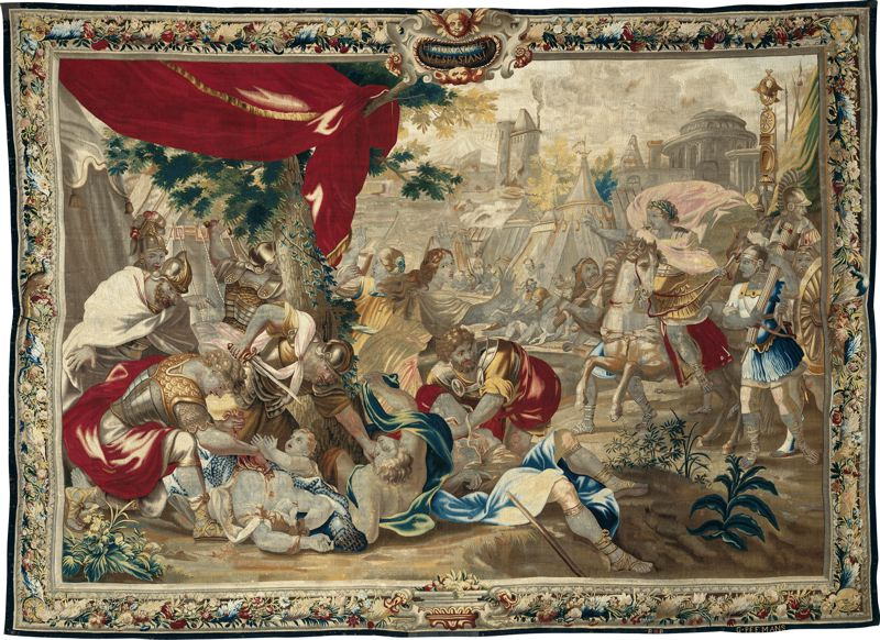 Image result for image of the slaughter of the amalekites