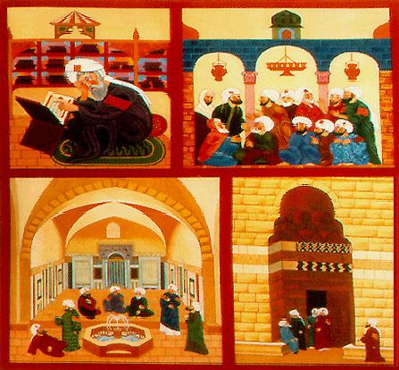 Medieval-Islamic-study