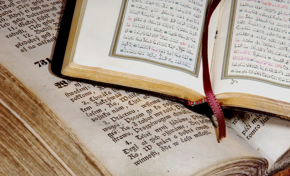 Slikovni rezultat za bible and quran